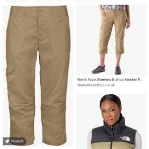 NORTH FACE   Cargo pants NWT